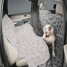 Paw Print CoverAll Seat Protector - Covercraft Waterproof Dog Pet Car Seat Cover Nonslip Covers Universal Vehicle Folding Rear Non Slip Cushion Replacement Snoozer Bed 2018 Grey Front Washable The Best For Dogs And Pets In Recommend Ksbar Original Cars Woof Supplies Waterresistant Full Fit For Trucks Suv Plush Paws Products Regular Lifewit Single Layer Lifewitstore Shop Protector Cartrucksuv By Petmaker Free Doggieworld Xl Suvs Luxury