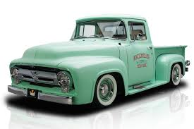 100 1956 Ford Truck 135225 F100 RK Motors Classic Cars For Sale