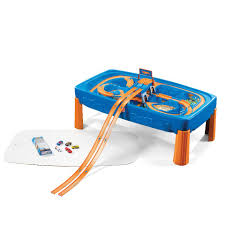 Step2 Art Easel Desk by Step2 Wheels Car And Track Play Table Toys