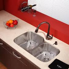 Kraus Sinks Kitchen Sink by Pictures Of Kitchen Faucets And Sinks Tags Contemporary Kitchen