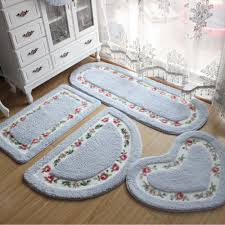 Red Bathroom Rug Set by Red And Gray Bathroom Rugs Creative Rugs Decoration