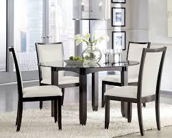 glass top dining room sets glass kitchen table sets design room