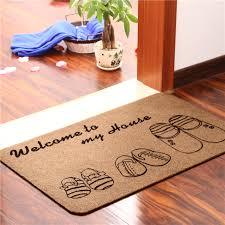 2015 Doormat Carpet Machine Made Hot Sale New Design Entrance Door Mat Simple Thin Non Slip Bathroom Living Room Kicthen Mats In From Home Garden On
