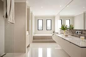 best of large white tiles in bathroom