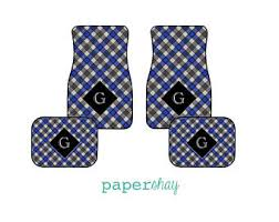 Cute Auto Floor Mats by Personalized Car Mat Etsy