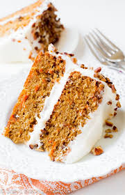 Simple Holiday Carrot Cake
