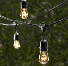 Outdoor Light Strings S mercial Lowes Amazon