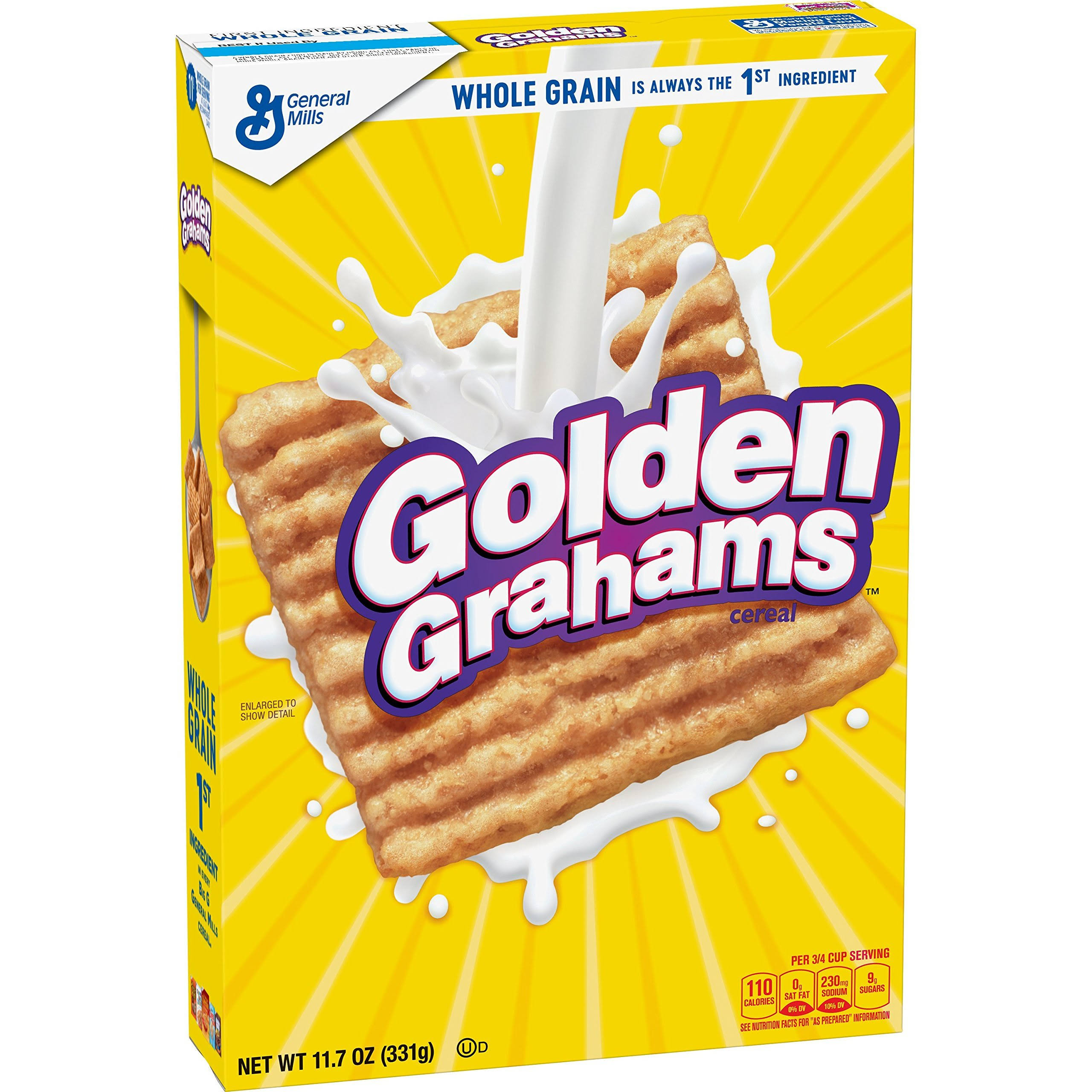 Golden Grahams Breakfast Cereal - 11.7oz