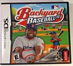 Backyard Baseball '10 (Nintendo DS, 2009) | EBay Backyard Baseball League Pc Tournament Game 20 Vinny The Pooh Sports Sandlot Sluggers Tall Writer Was The Best Computer Thepostgamecom 2001 On Vimeo Top Ten Video Games Of All Time Project Landmine Players Kevin Maggiore Medium Joy Making Pitchers Cry In Super Mega Rock Lets Play Elderly Ep 2 Part Youtube Unique Football Plays Architecturenice How Became A Cult Classic 2010 Xbox 360 Well Ok Then Fielders Are Slow