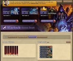 best hearthstone addons trackers and arena helpers