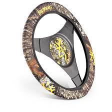 Neoprene Steering Wheel Cover, Camo 206033, Seat Covers At Intended ...