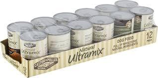 Canned Pumpkin For Dog Constipation by Castor U0026 Pollux Natural Ultramix Real Pumpkin Ultrablend