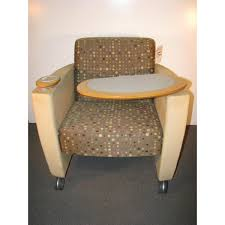 SMED Todo Tablet Arm Media Club Chair