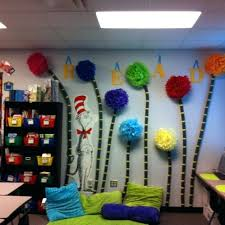 Classroom Wall Decor School Library Decorating Ideas Reading In Paper