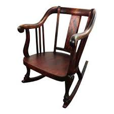 Vintage Banana Rocking Chair by Retro Bot Vintage U0026 Antiques Collection For Sale Chairish