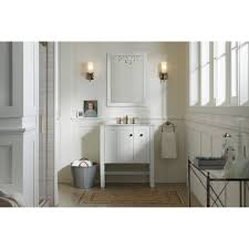 Kohler Tresham Sink Specs by Kohler K 5289 1wa 2779 8 G81 Tresham Linen White Single Basin