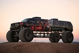 100 Top Trucks Llc The Best Monster For The Apocalypse
