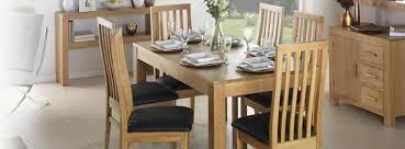 Dining Room Furniture In Oak Pine Sheesham