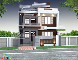 100 India House Designs 28x 60 Modern N House Plan Kerala Home Design And