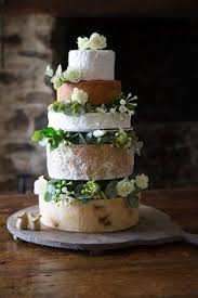 A Cheese Wedding Cake Shouldnt Contain Cheeses That All Taste The Same And Have