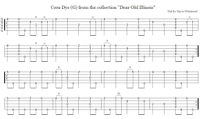 9 25 07 Johnny Come Along From Clyde Davenport Learn By Ear Banjo Tab