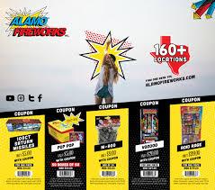 Crackin' Fireworks Coupon Deals | Alamo Fireworks