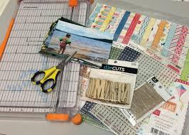 Basic Supplies For Beginner Scrapbooking