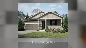 Lgi Homes Houston Floor Plans spring valley ranch in elizabeth co new homes u0026 floor plans by