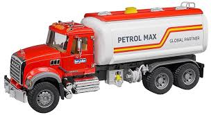 Bruder Mack Granite Tanker Toy Truck 02827 Kids Play Auth Dealer | EBay Fisherprice Nickelodeon Blaze And The Monster Machines Knight Truck Big Daddy Super Mega Extra Large Tractor Trailer Car Collection Case Buy Fire Brigade Online In India Kheliya Toys New Hess Toy Dump And Loader For 2017 Is Here Toyqueencom Teamsterz Teamsters Race Track Team Cars 3 Years Latest Radhe Lukas Trolley Kids Promotional High Detail Semi Stress With Custom Logo Toy Truck Available Online Fagus Excavator Wooden Toy Truck And Race Car Mainan Game Di Carousell Dirt Diggers 2in1 Haulers Little Tikes Cacola 1947 Delivery Coke Store