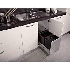poubelle de cuisine tri s駘ectif 2 bacs poubelle cuisine tri s駘ectif 2 bacs 24 images poubelle cuisine