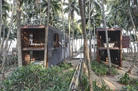100 Tree House Studio Wood AMASSING DESIGN PALMYRA HOUSE STUDIO MUMBAI ARCHITECTS