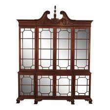 Breakfront Vs China Cabinet by Gently Used Henkel Harris Furniture Up To 60 Off At Chairish