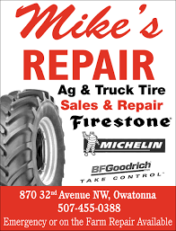 Ag & Truck Tire Sales & Repair, Mike's Repair, Owatonna, MN Tredroc Tire Services Locations Illinois Wisconsin Michigan Ohio Lowcost Tires Truck Jessup Md Pirelli Really The Cadian King Challenge Cnhtc Dump Sinotuk 6x4 Selling 336hp 17 Cubic Kobo In Markham On Speciality Performance Light How To Find The Right For Your Car Or At Best Price Custom Ford Sales Near Monroe Township Nj Lifted Trucks For Cars And Suvs Falken Commercial Missauga Terminal Sale Shop Suv Les Schwab Chinese Tire Recall Continues Meanwhile Some Dealers Question Its And More Michelin