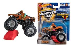 Hot Wheels Monster Jam Scooby Doo With Re-Crushable Car | Shopaholic ... Hot Wheels Monster Jam Mega Air Jumper Assorted Target Australia Maxd Multi Color Chv22dxb06 Dashnjess Diecast Toy 1 64 Batman Batmobile Truck Inferno 124 Diecast Vehicle Shop Cars Trucks Amazoncom Mutt Dalmatian Toys For Kids Travel Treds Styles May Vary Walmartcom Monster Energy Escalade Body Custom 164 Giant Grave Digger Mattel