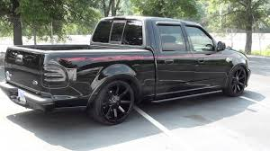 FOR SALE 2002 FORD F-150 HARLEY-DAVIDSON SUPERCHARGED SUPERCREW ...