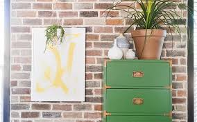 How to Paint a Laminate Dresser Project Sherwin Williams