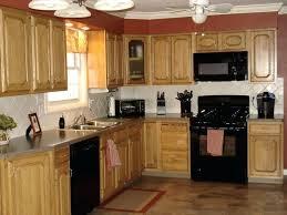 Black Stainless Kitchen Appliance Packages Bundle Appliances Decor