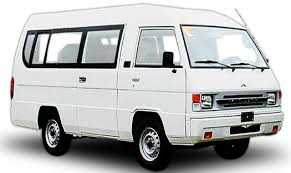 Mitsubishi L300 Promos
