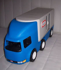 Little Tikes Play And Ride On Toy Car/Semi Truck Trailer Blue | My ... Little Tikes North Coast Racing Systems Semi Truck With 7 Big Car Carrier Walmartcom Legearyfinds Page 414 Of 809 Awesome Hot Rods And Muscle Cars Find More For Sale At Up To 90 Off Hippo Glow Speak Animal 50 Similar Items Cars 3 Toys Jackson Storm Hauler Price In Singapore Ride On Giraffe Uk Black Limoesaustintxcom Preschool Pretend Play Hobbies Toy Graypurple Rare Htf For Sale Classifieds Vintage Toddle Tots Cute