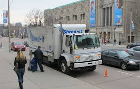 The Fixer: Shredding Trucks Cause Ticker-tape Parade Of Snarled ...