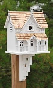 Gingerbread Cottage Bird House Birdhouse DesignsBirdhouse IdeasRustic