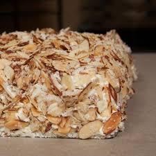 Burnt Almond Torte Recipe by Renee B Key Ingre nt