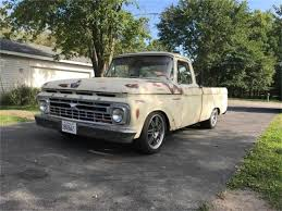 1964 Ford F100 For Sale | ClassicCars.com | CC-1126156 1964 Ford F100 Truck Classic For Sale Motor Company Timeline Fordcom Coe A Photo On Flickriver F250 84571 Mcg Antique F350 Dump Vintage Retro Badass Clear Title Ford Custom Cab Truck Two Tone 292 Y Block 3speed With Od 89980 81199 Hemmings News Pickup 64 F600 Grain As0551 Bigironcom Online Auctions 85 66 Econoline Pick Up Sale Trucks