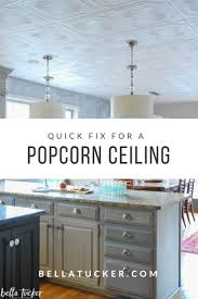 Do Popcorn Ceilings Contain Asbestos by Best 25 Popcorn Ceiling Ideas On Pinterest Cover Popcorn