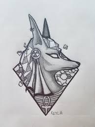 Egyptian Gods Tattoo