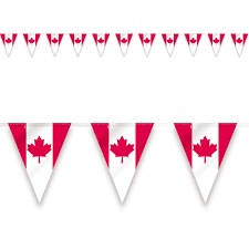 Pink And Gold Birthday Decorations Canada by Canada Day Decorations The Party Bazaar