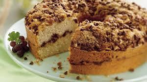 Mocha Streusel Coffee Cake Recipe BettyCrocker