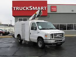 100 Ford Bucket Truck 2016 FORD E350 BUCKET BOOM TRUCK FOR SALE 11353