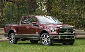 2017 Ford F-150 3.5L EcoBoost 10-Speed Automatic Test | Review | Car ...