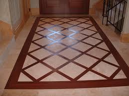 flooring wood floor with tile inlay flooring ideas wholesale